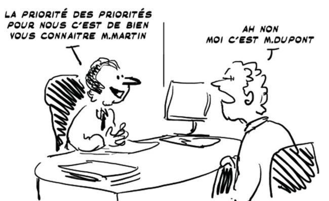 relation-client-loupé-commercial-sintéresser-à-lautre