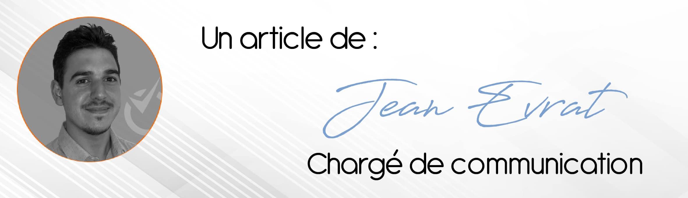 signature Jean evrat
