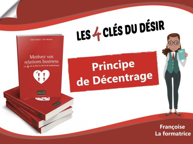 francoise formation 4 Clés du désir principe de décentrage