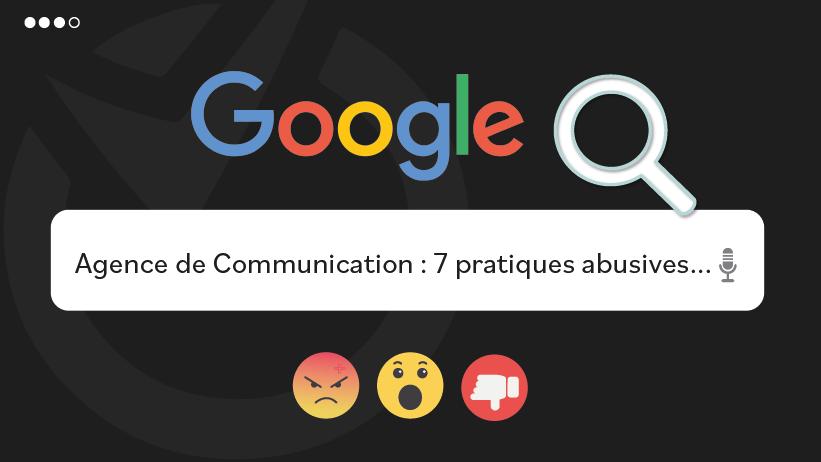 agence de communication pratique abusive cabinet ace